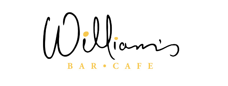 Williams cafe and bar logo