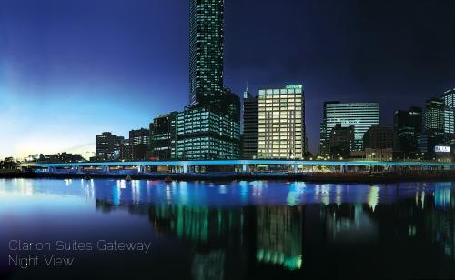 Melbourne CBD Hotel - Clarion Suites Gateway